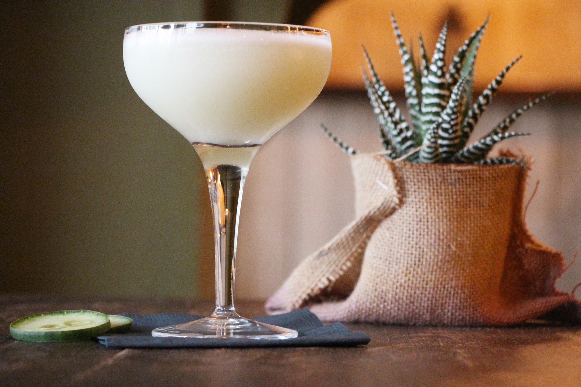 Cocktail livré à domicile par Nighthawks