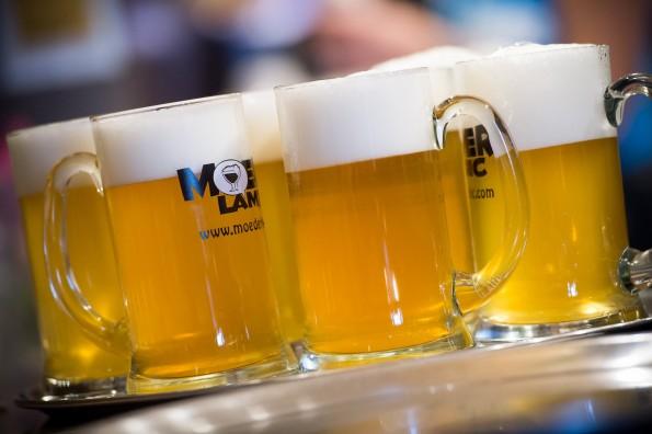 Chez Moeder Lambic, bars à bière artisanale, Bruxelles
