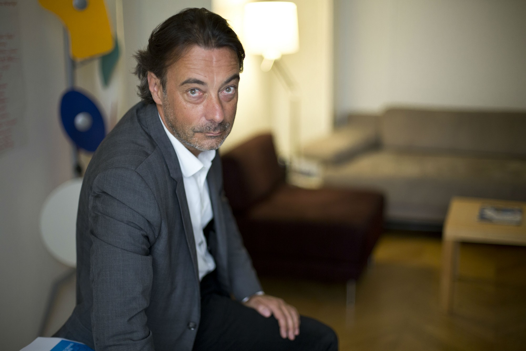 Stéphane Ricou, Brand Union