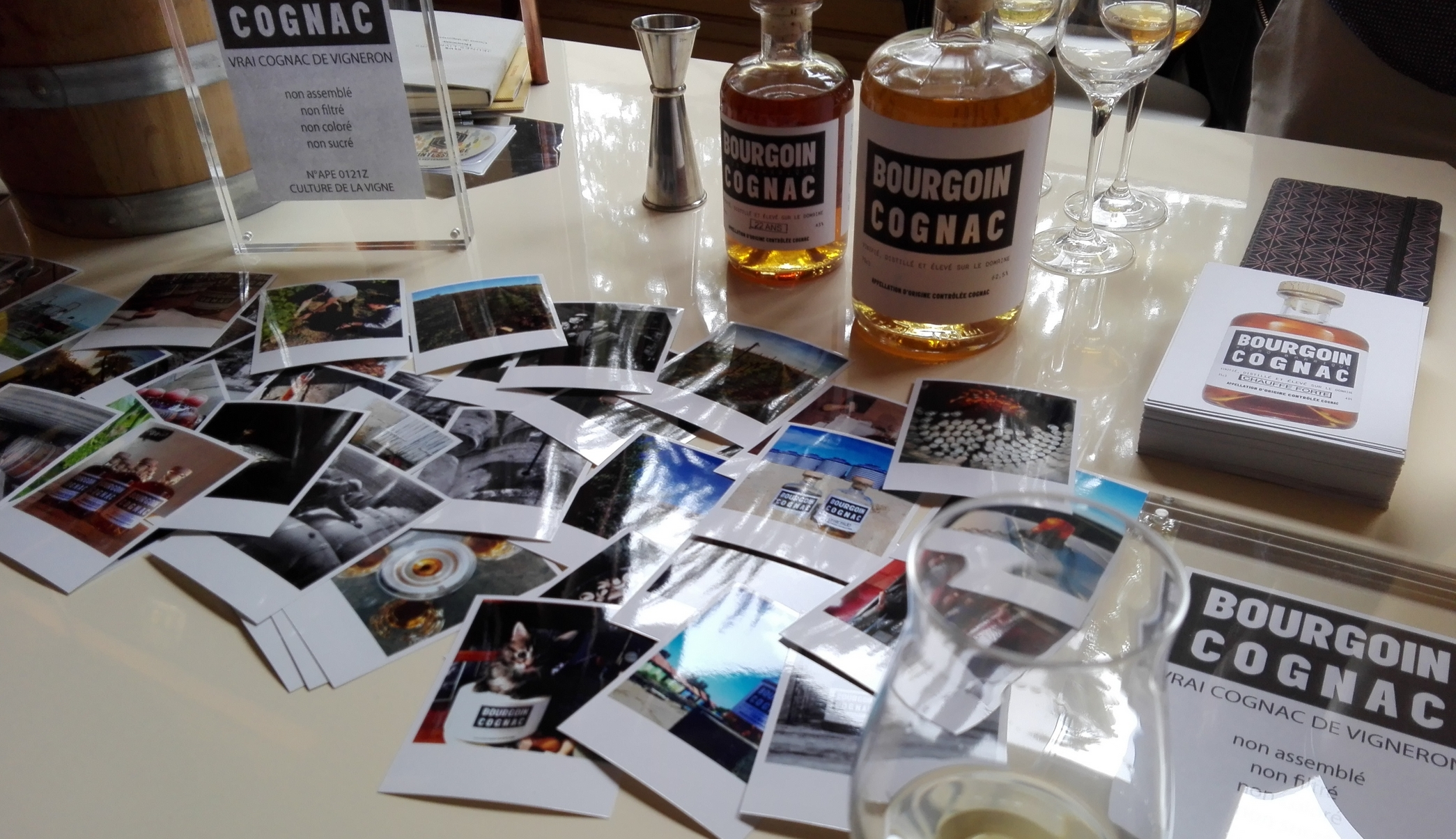 Bourgoin Cognac - France Quintessence 2016