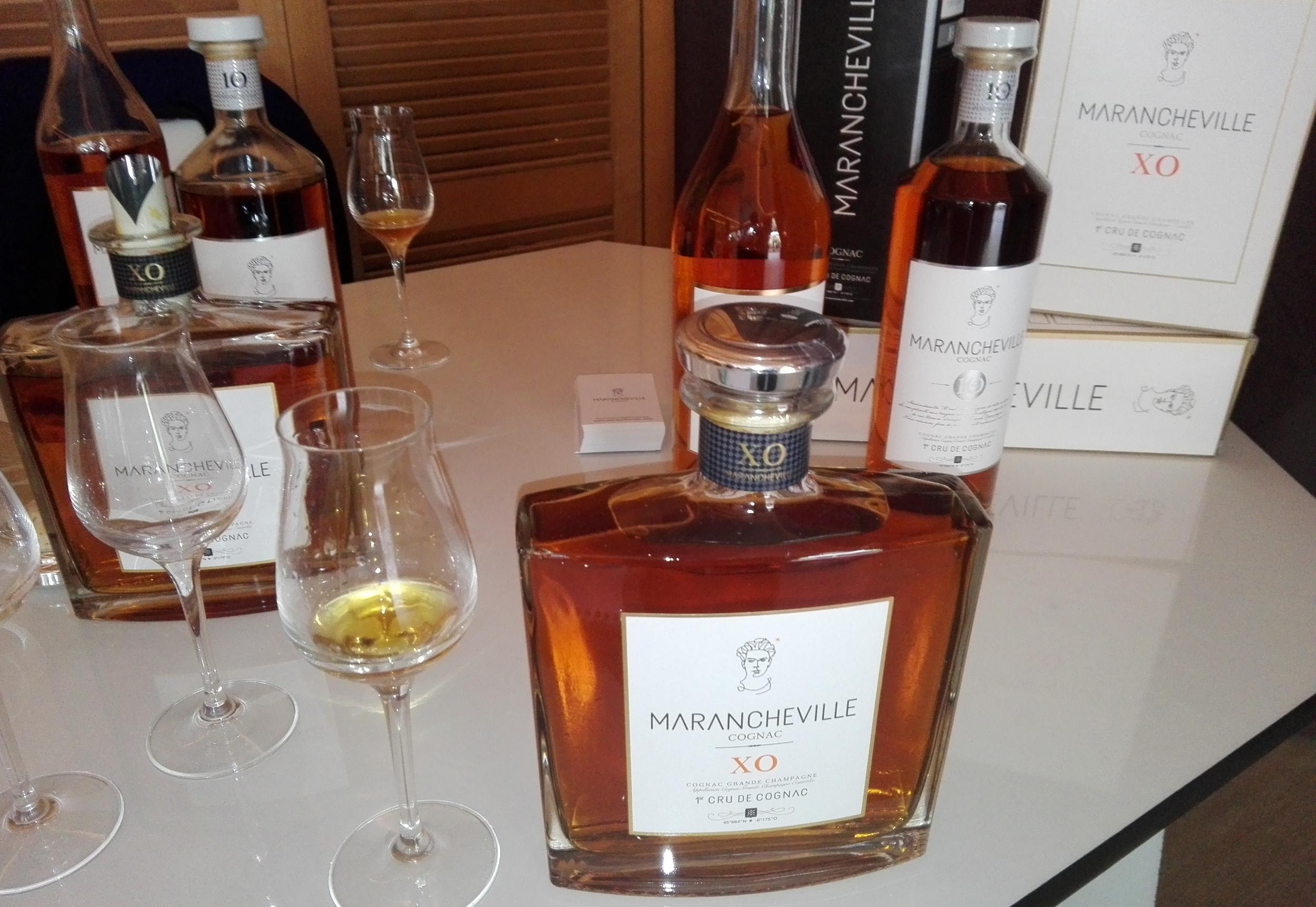 Marancheville Cognac - France Quintessence 2016