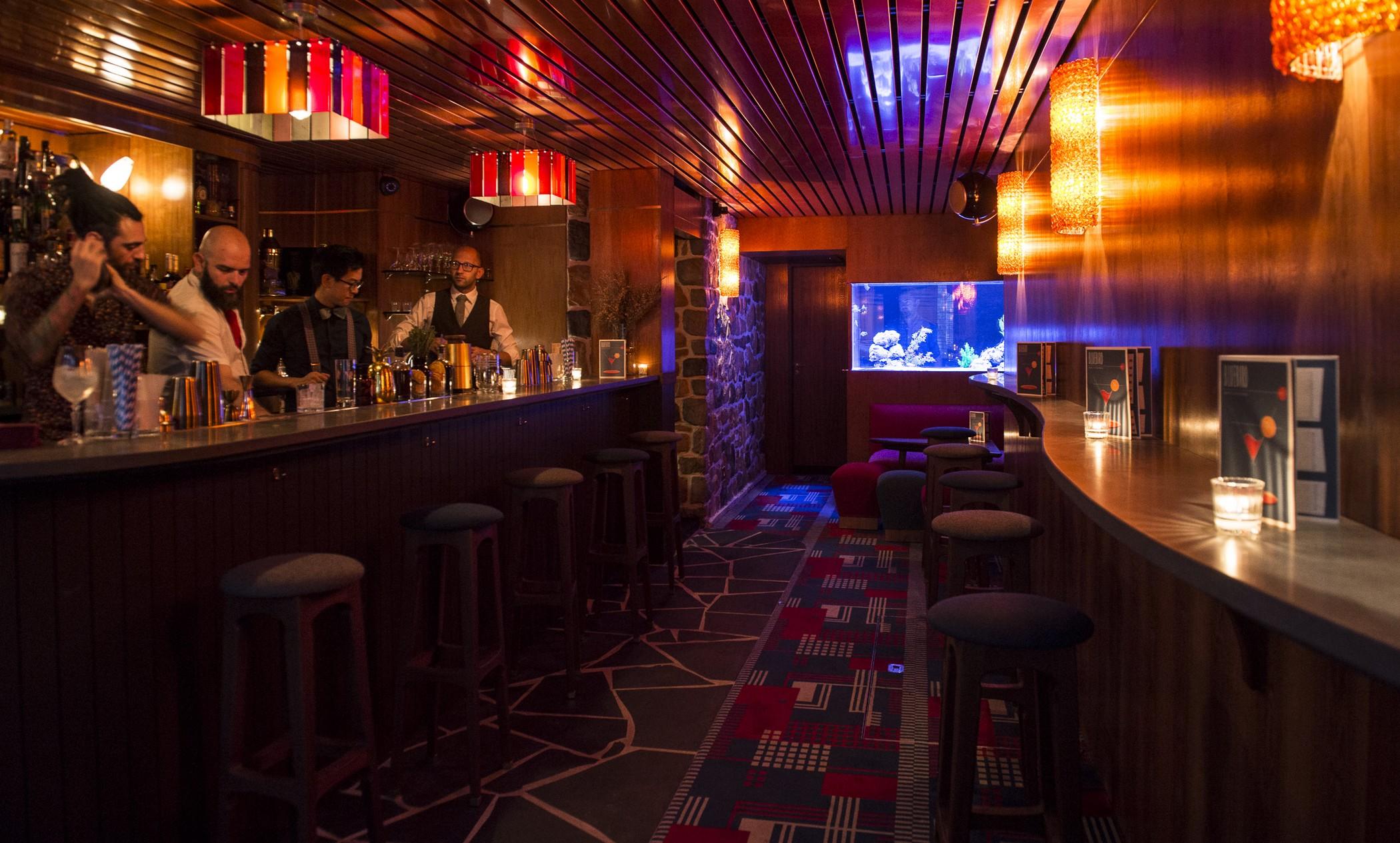 Bluebird - Bar à cocktails Paris 11ème - LiquidCorp