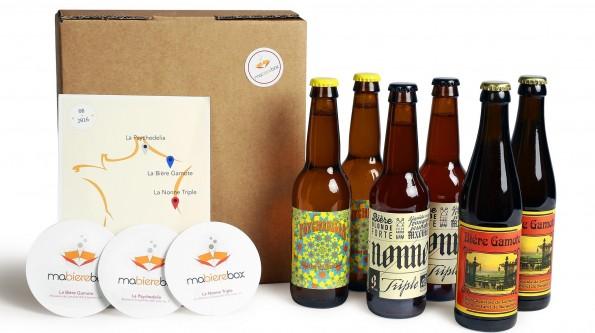 MaBièreBox - bières artisanales par abonnement