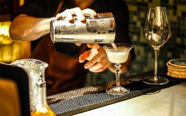Cocktail au gin - Tiger Paris
