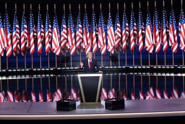 Donald Trump - Président des Etats-Unis