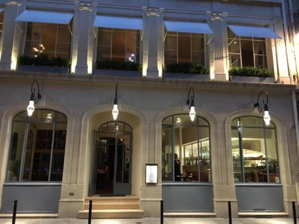 Restaurant Rae's - Paris, rue des Jeûneurs