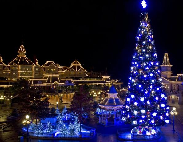 Sapin de Noel 2016 - Disneyland Paris