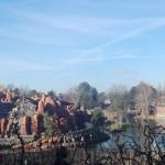 Le Train de la mine reprend du service à Disneyland Paris
