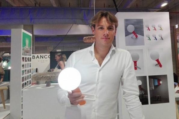 Claudio Gatto - Lampe Bolla