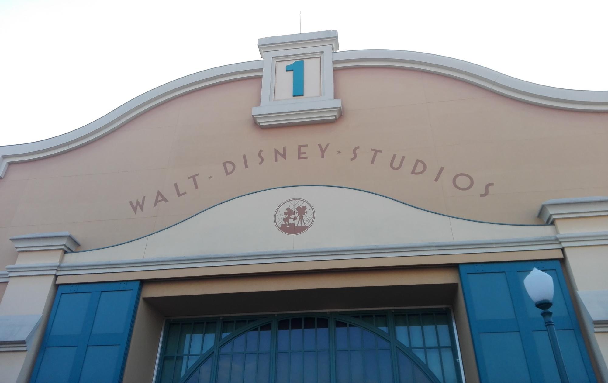 Walt Disney Studios - Studio 1