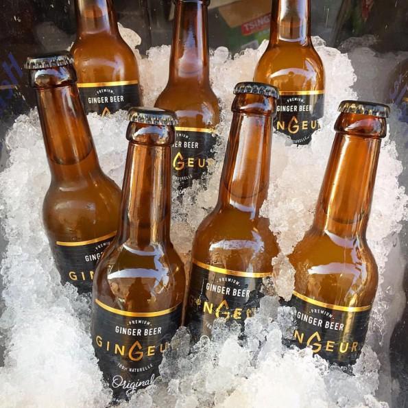 Gingeur - Ginger beer par Damien Poulain