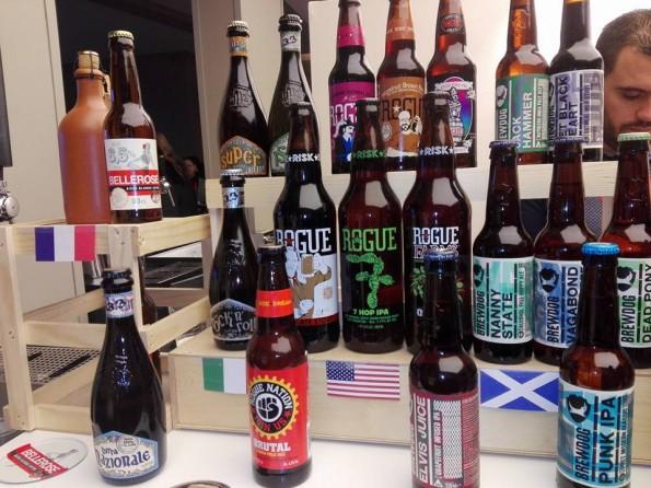 Références bière IBB 2017