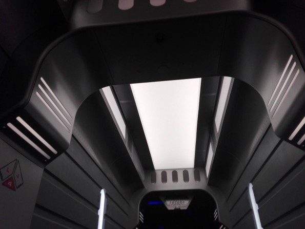 Star Tours - Nouveau couloir - 2017
