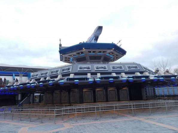 Star Tours - L'Aventure Continue - Nouvelle entrée - Disneyland Paris