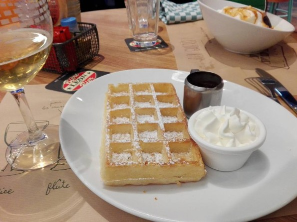 Léon de B - Desserts