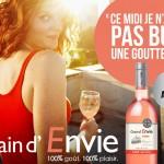 Avec Grain d'envie, Castel veut populariser le vin sans alcool
