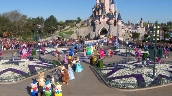 Photo: Disneyland Paris
