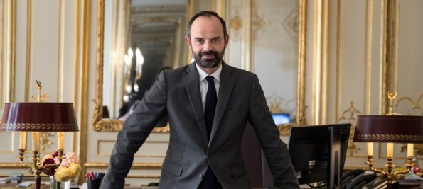 Edouard Philippe, premier ministre