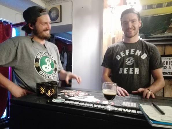 Brooklyn Brewery Mash - Paris 2017