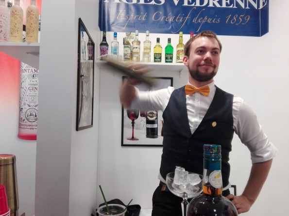 Tristan Simon - Vedrenne - Cocktails Spirits 2017