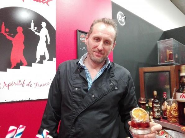 Stephen Martin - Cocktails Spirits 2017