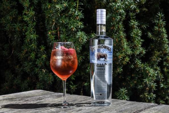 Zubrowka Zü Rosé - Cocktail