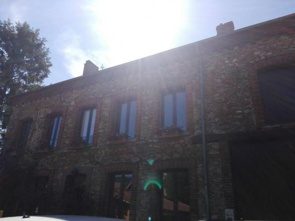 A Vincelles, la maison qui accueille le siège du Champagne Piot-Sévillano