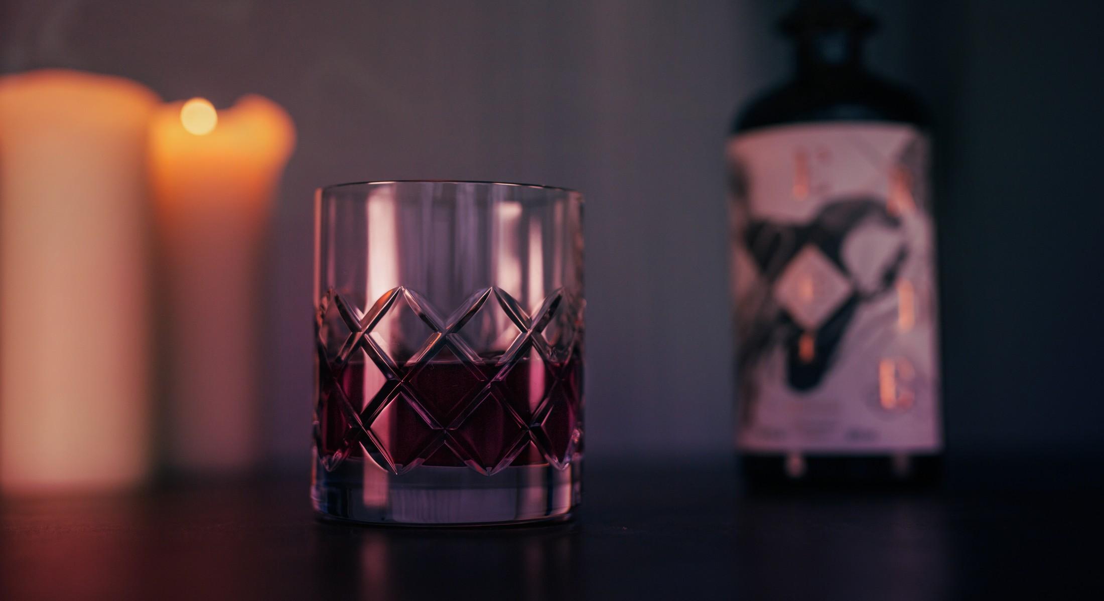 Cocktail à base de liqueur HTheoria