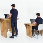 [Infographie] Au bureau, travaillerez-vous debout ou en marchant?