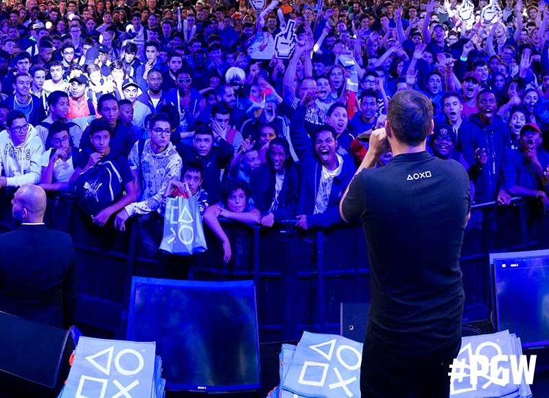 Paris Games Week - 2016