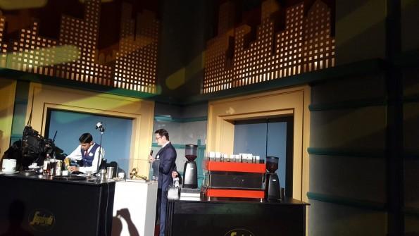 Shaker Challenge Disneyland Paris 2017 - Epreuve barista