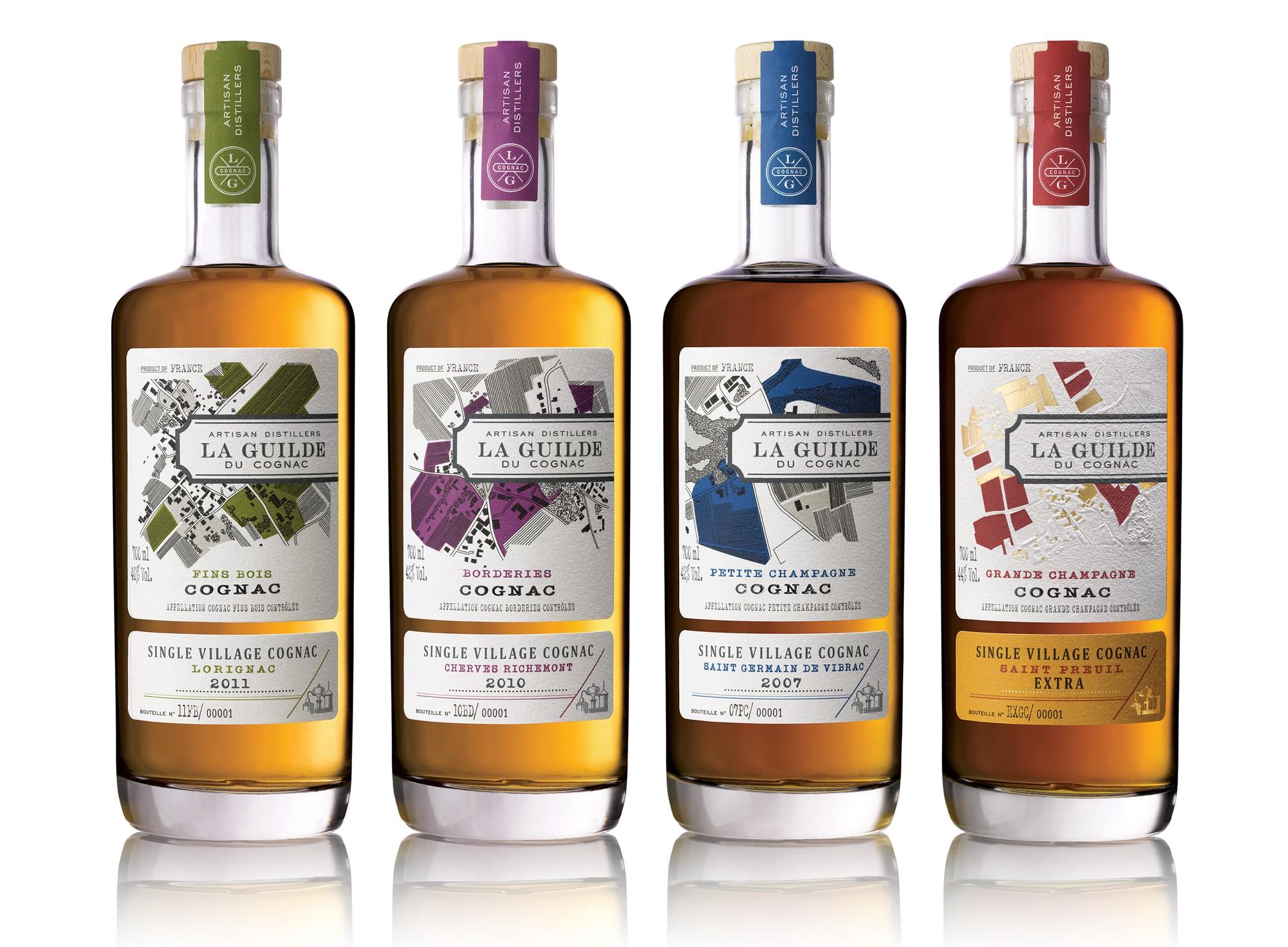 La Guilde du Cognac - Maison Villevert