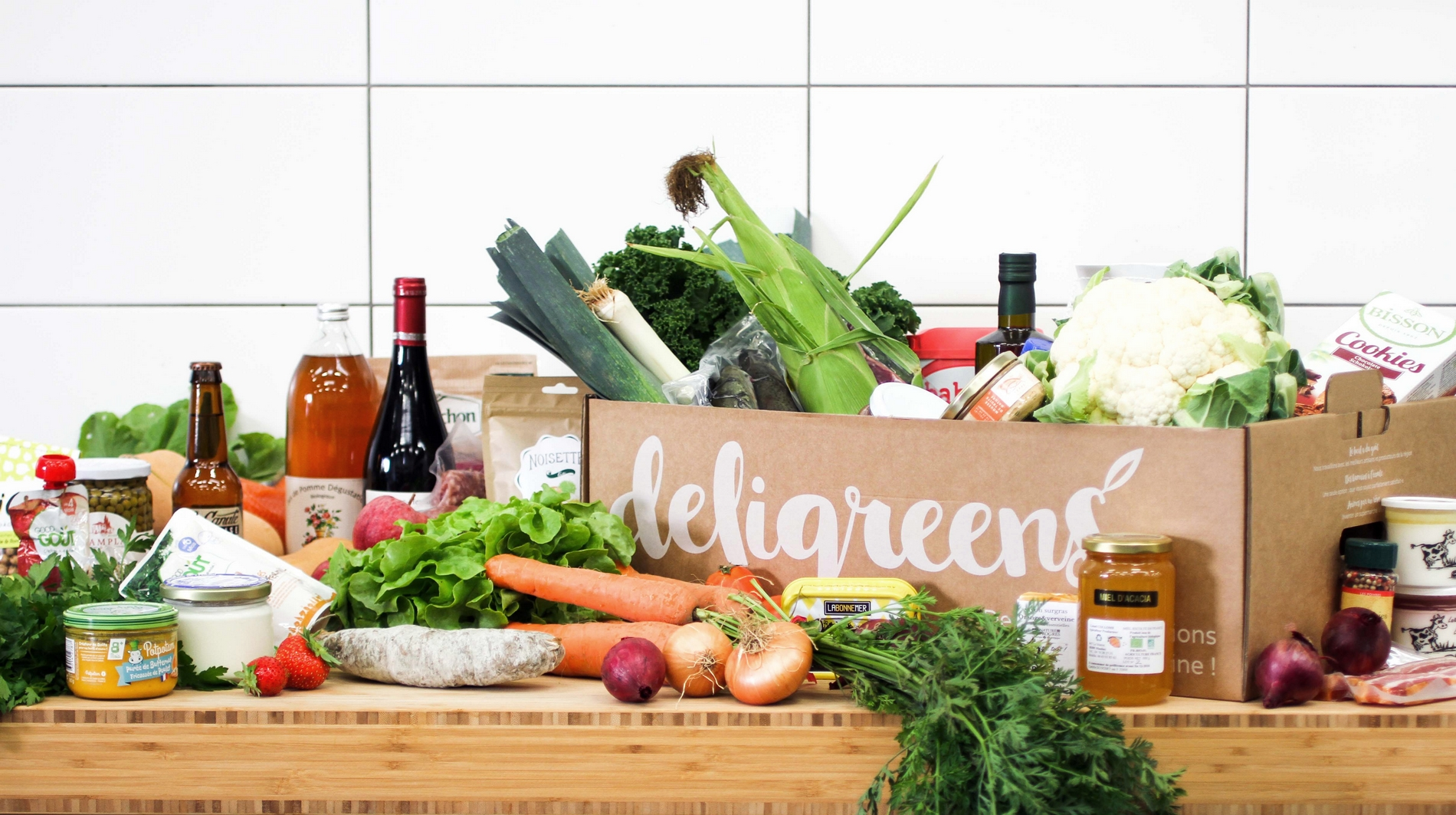 Deligreens - Start-up à Lyon