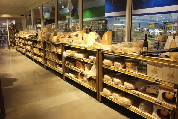 Metro Nanterre - fromage