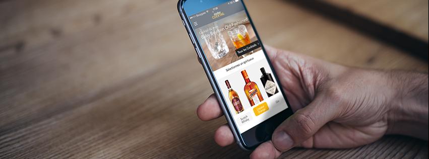 Appli mobile Atelier cocktail Lixir