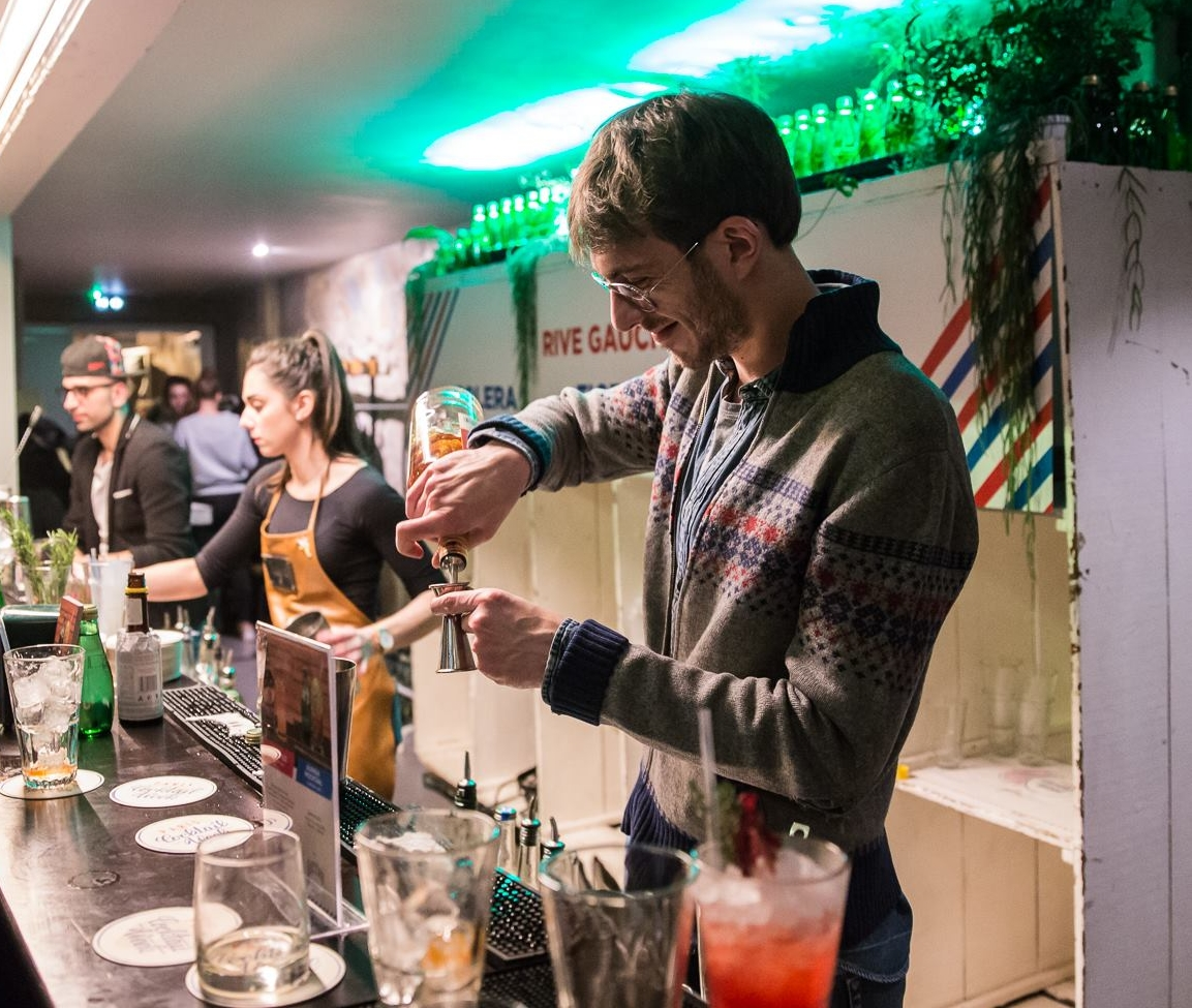 Perrier cocktail market 2018