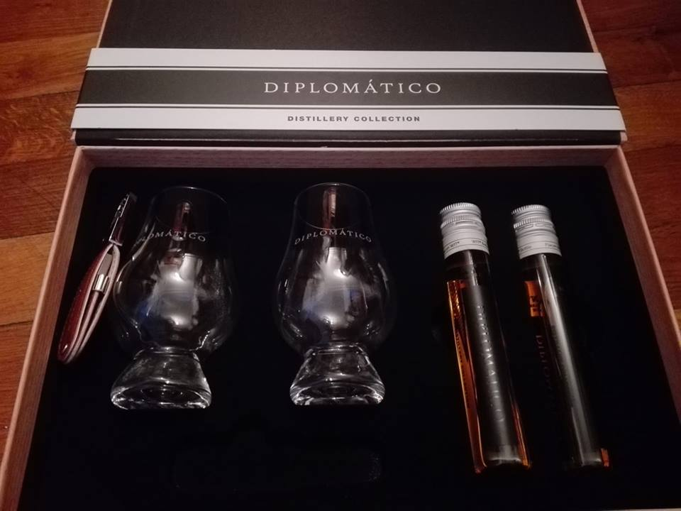 Rhums Diplomatico - Distillery Collection