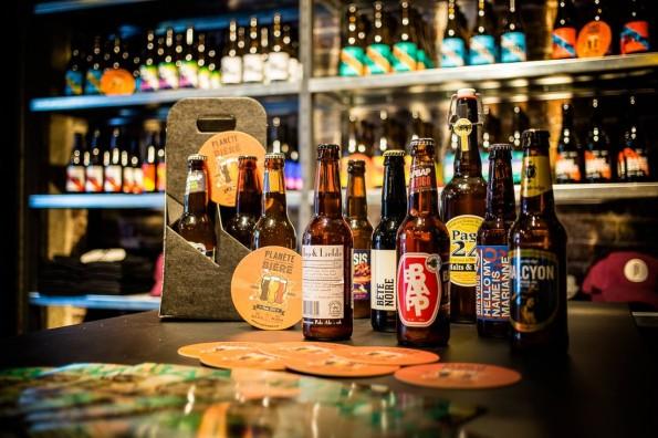 Gamme de bières Planète Bière 2018