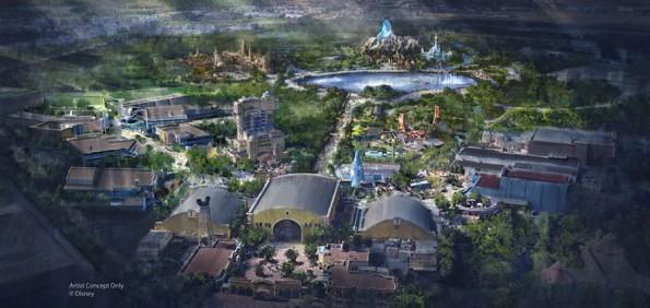Disneyland Paris - Plan 2 milliards euros - 27 février 2018