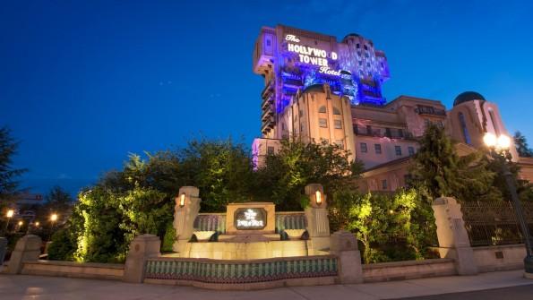 Tour de la Terreur - Disneyland Paris