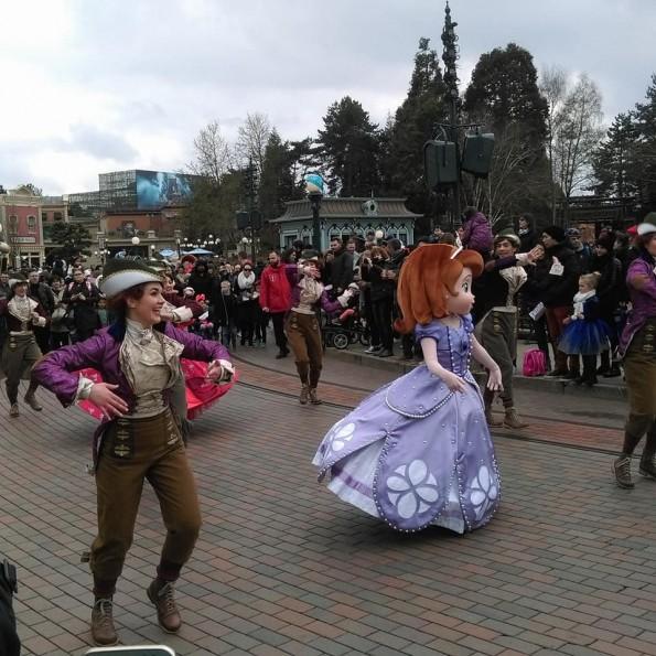 Pirates et Princesses - Disneyland Paris