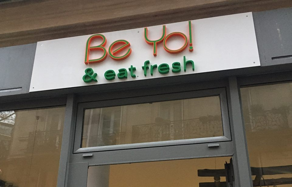 BeYo! & eat fresh - Paris