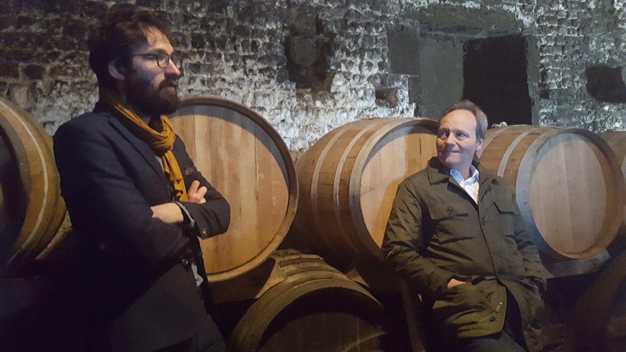 Benjamin Galais et Alexandre Gabriel - Maison Ferrand