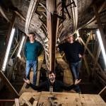 Avec le Guip, Benjamin Kuentz s'aventure dans le whisky breton