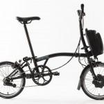 Les vélos pliables Brompton passent à l'électrique