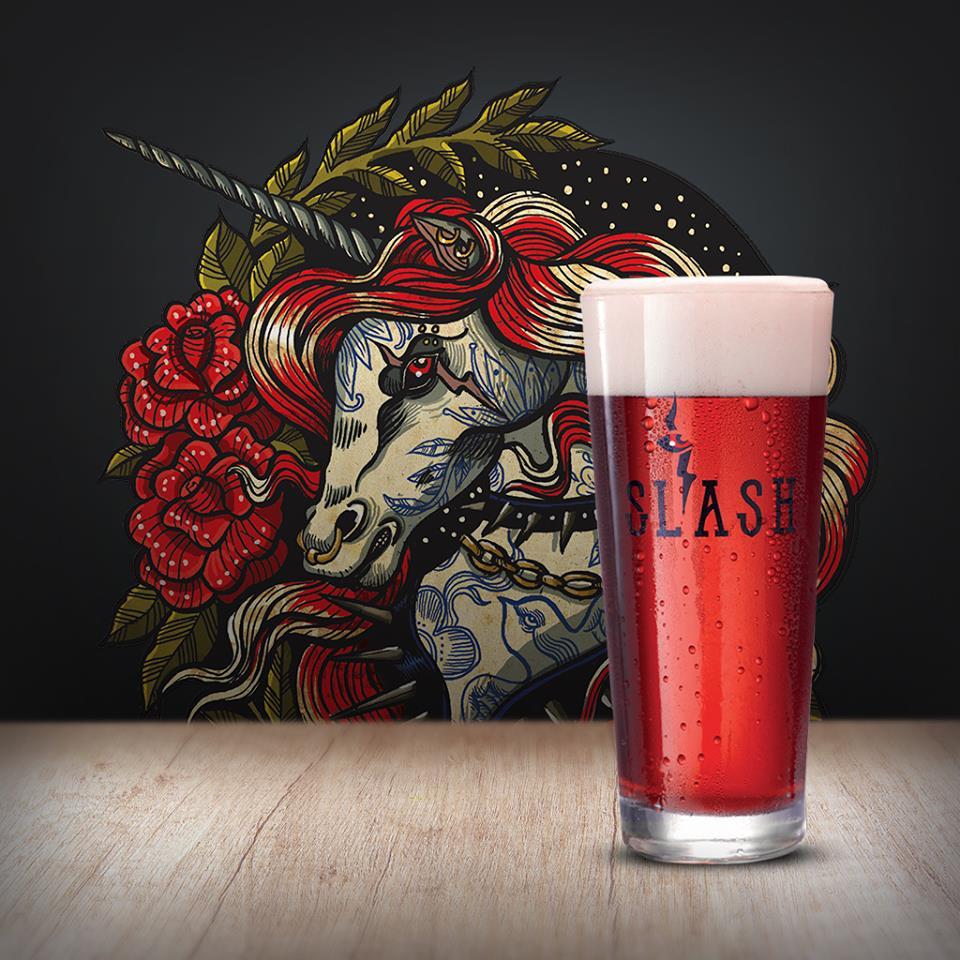 Slash - Brasserie Licorne