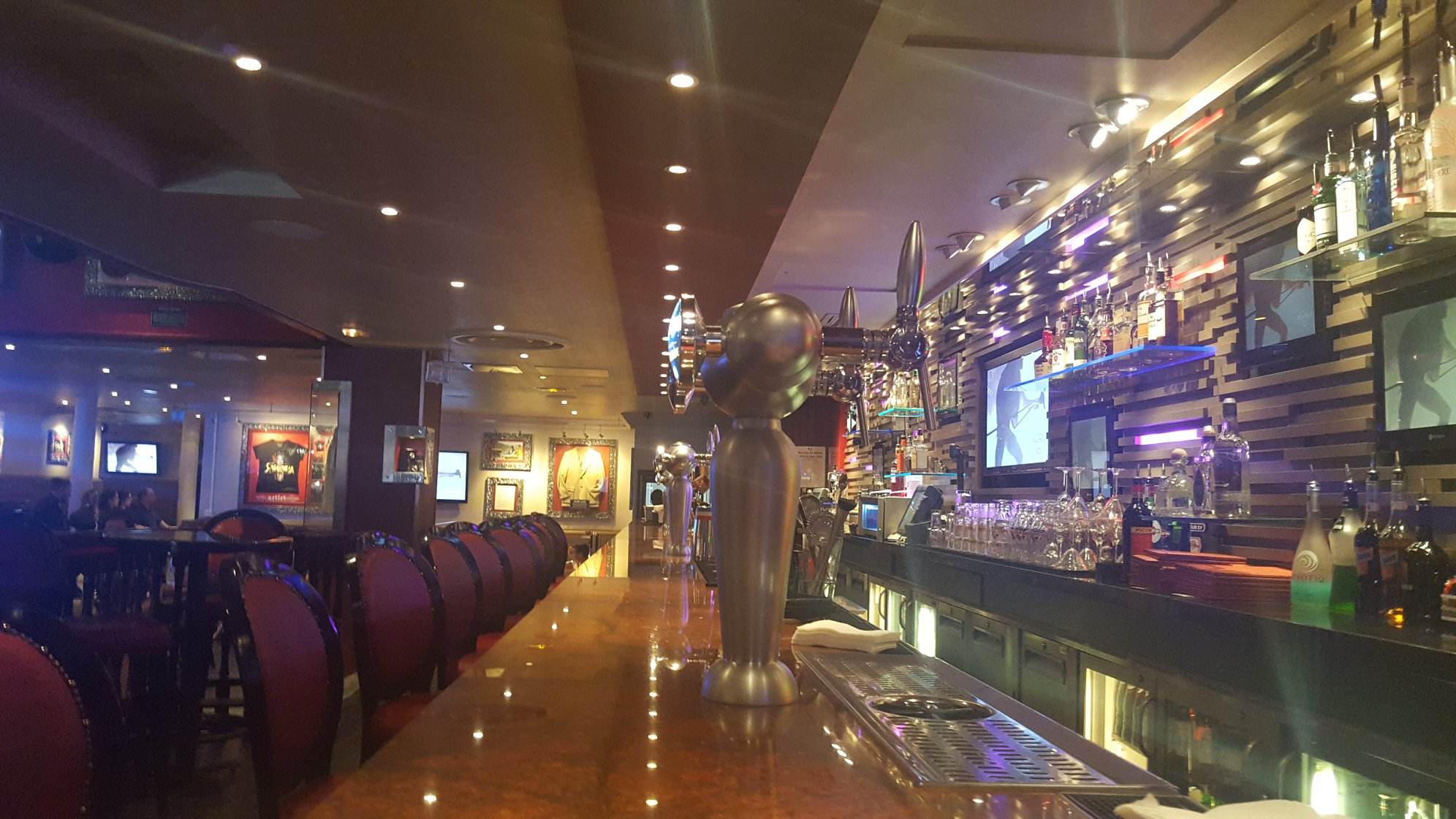 Hard Rock Cafe Paris - Bar