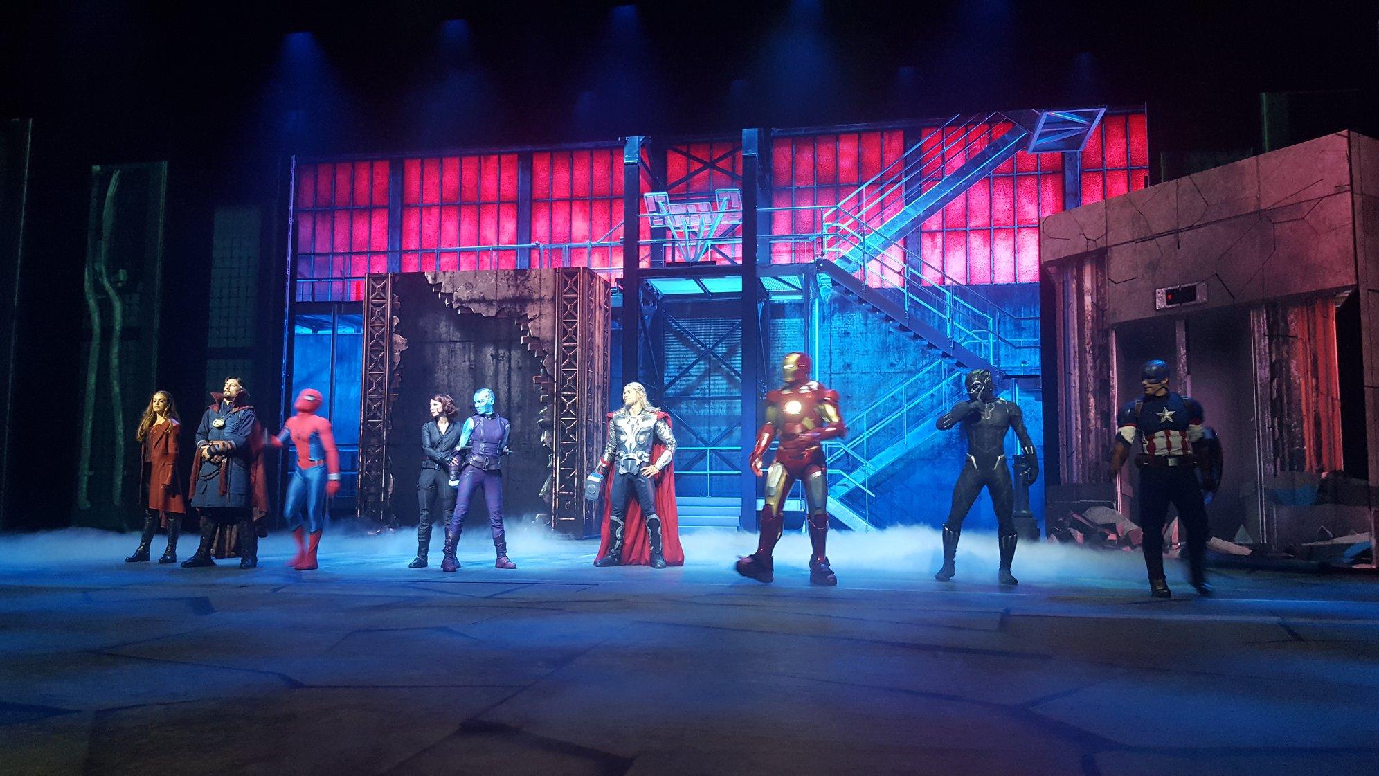 Marvel : l'alliance des super-héros