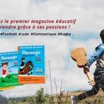 Start-up: Maracuja, le magazine jeunesse qui concilie sport et programme scolaire