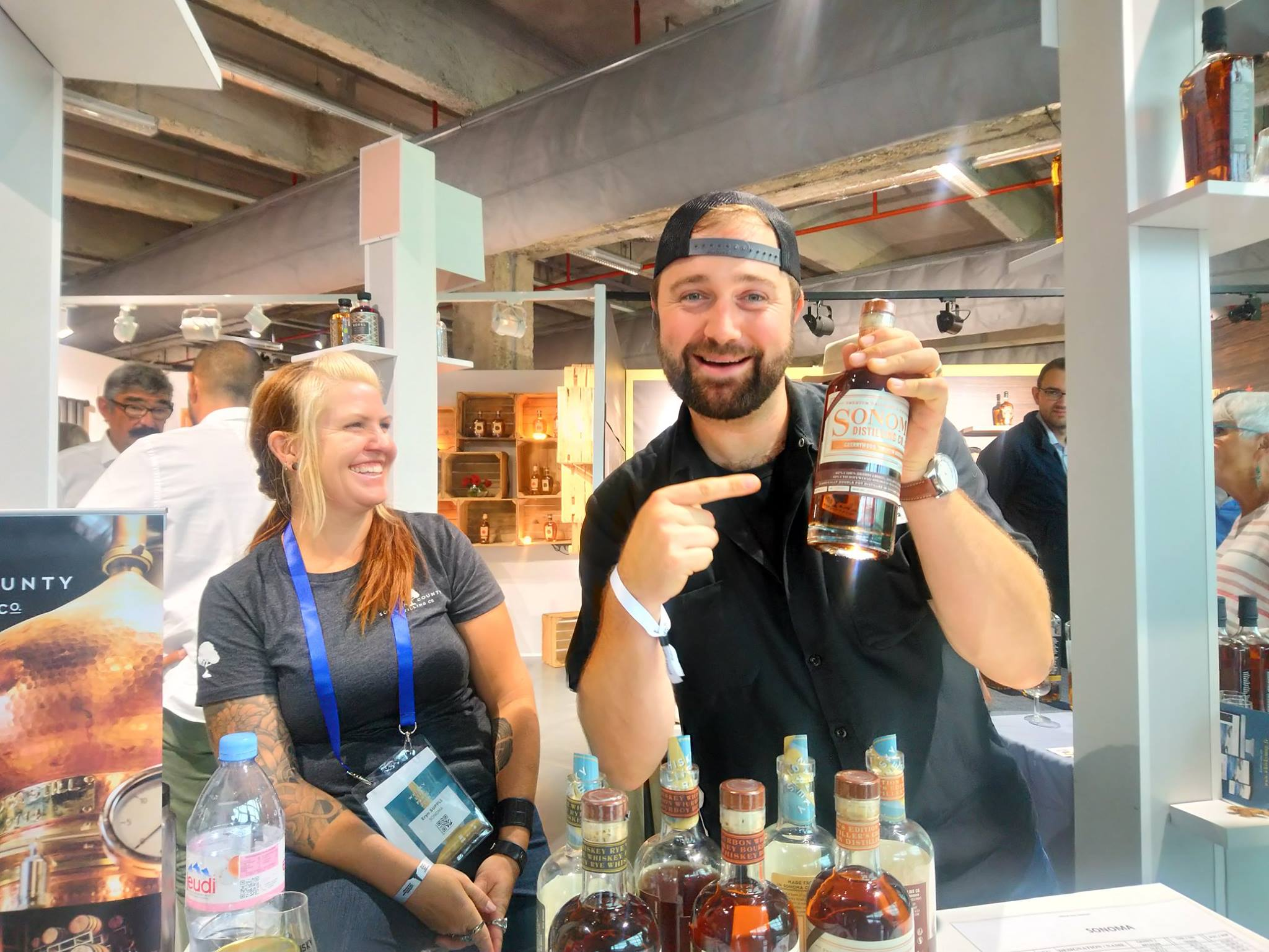 Sonoma Distilling Co - Whisky Live 2018